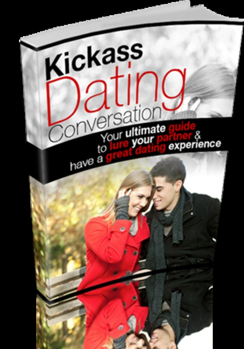 Product picture Kickass Dating Conversation