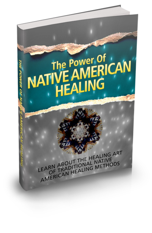 Product picture Native American Healing