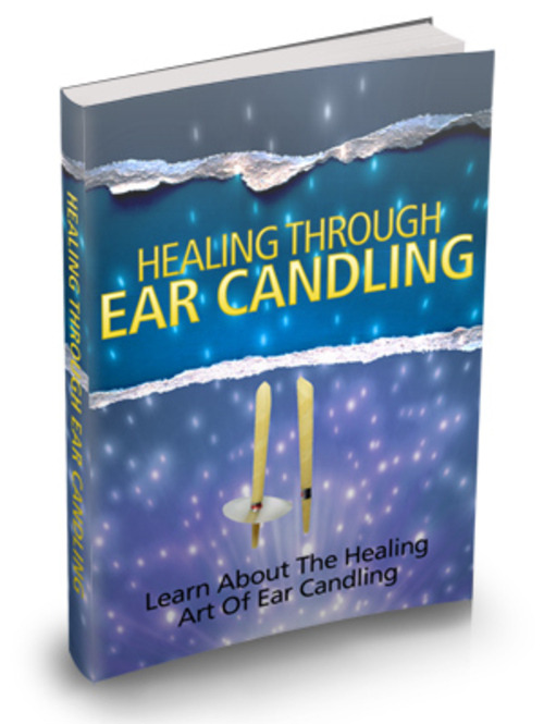 Product picture Healing Through Ear Candling