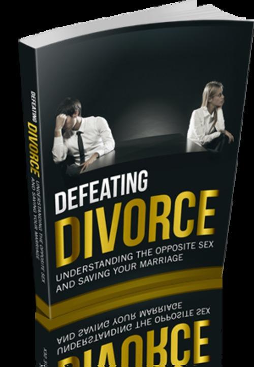 Product picture Defeat Divorce